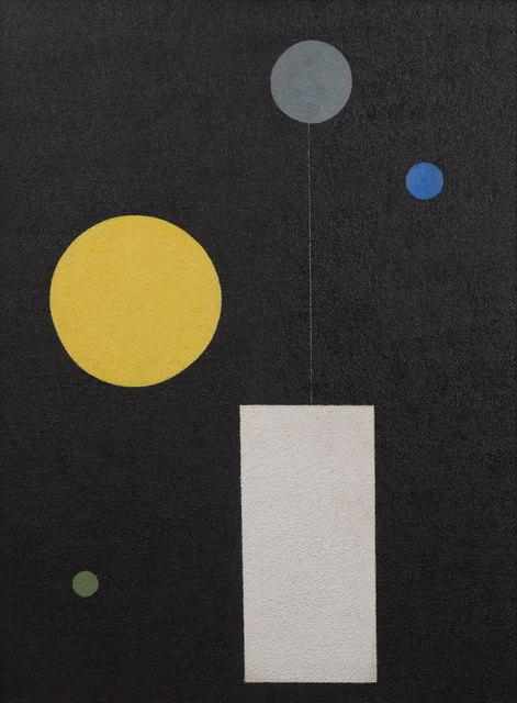Charles Green Shaw, 'Space Station', 1940, Weinstein Gallery