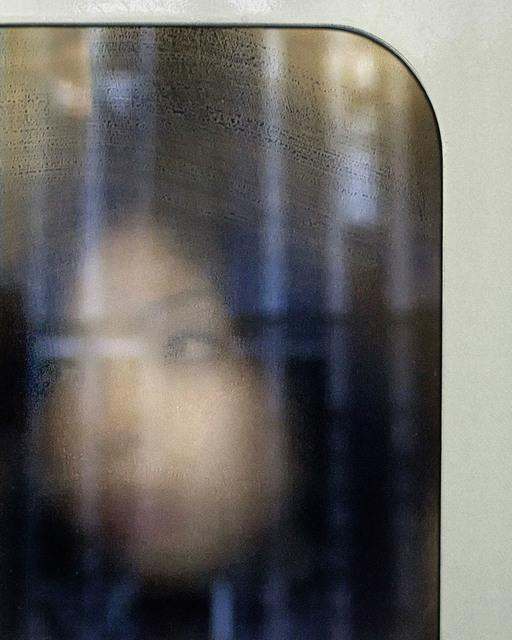 Michael Wolf, 'Tokyo Compression #132', 2010, CHRISTOPHE GUYE GALERIE