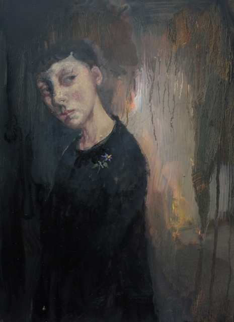 , 'Belladonna Broach,' 2017, bo.lee gallery