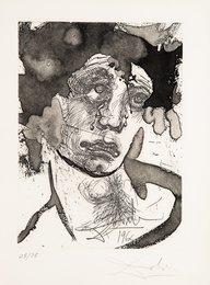 Portrait de Sigismond, from Le vida es sueno