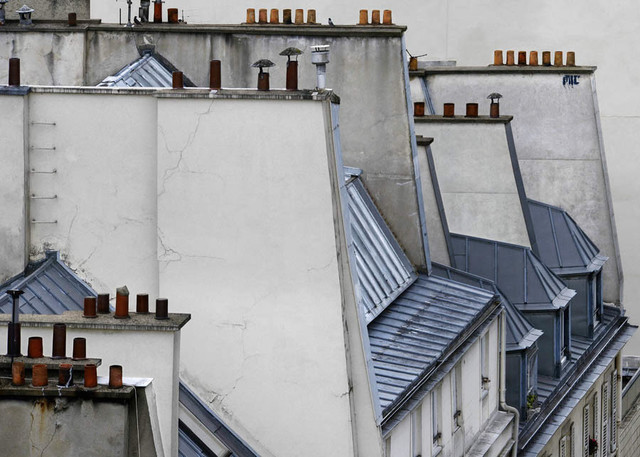 , 'Paris Rooftops 3,' , Bau-Xi Gallery