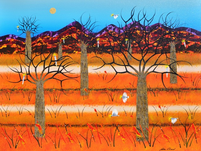 , 'Boab Floodplain,' 2013-2014, Wentworth Galleries
