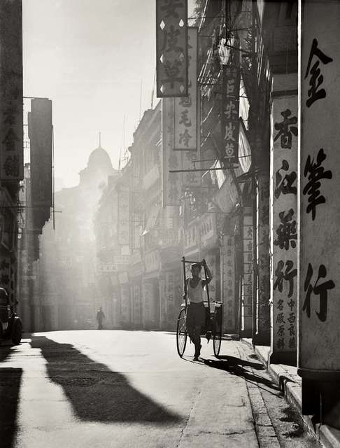 Fan Ho, 'A Day is Done' Hong Kong', 1957, Photography, Archival Pigment Print on Fine Art Paper, Blue Lotus Gallery