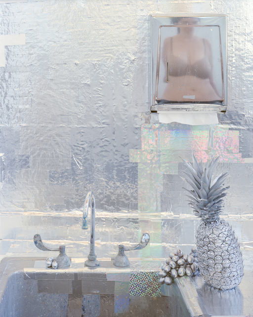 Svetlana Bailey, 'Woman with fruit', 2017, Elizabeth Houston Gallery