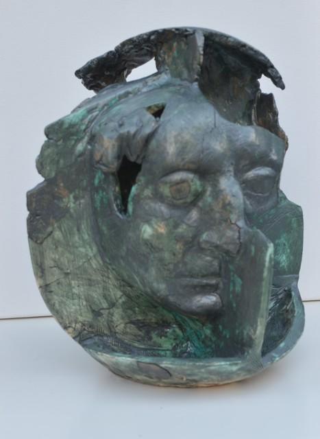 , 'Head 1,' 2017, Galeria Kalo