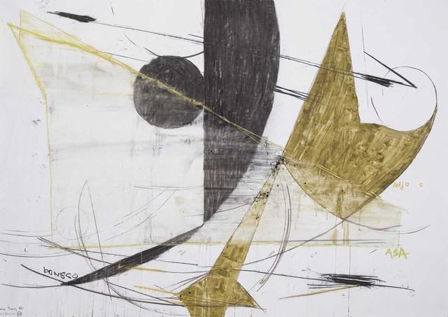 , 'Anjo e Boneco Series, 50 - Anjo, asa, boneco,' 2013, Anita Schwartz Galeria de Arte