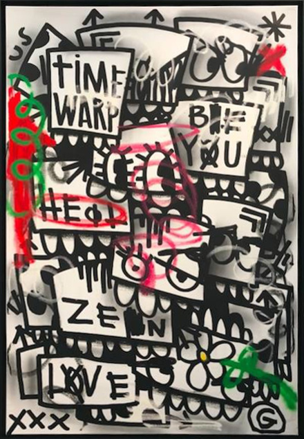, 'Time Warp,' , Art Angels