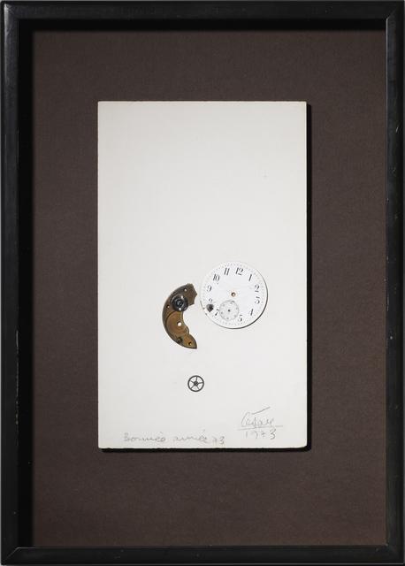 , 'Untitled,' 1973, Demisch Danant
