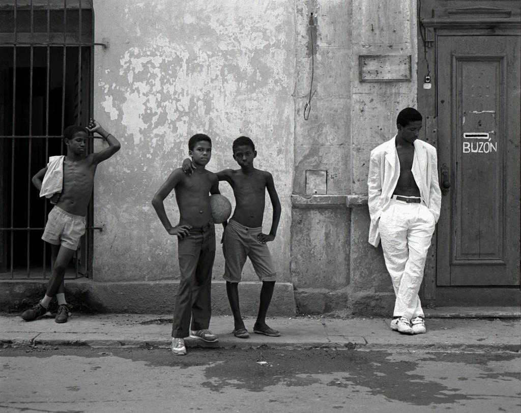 Vogue Hommes, Havana, Cuba