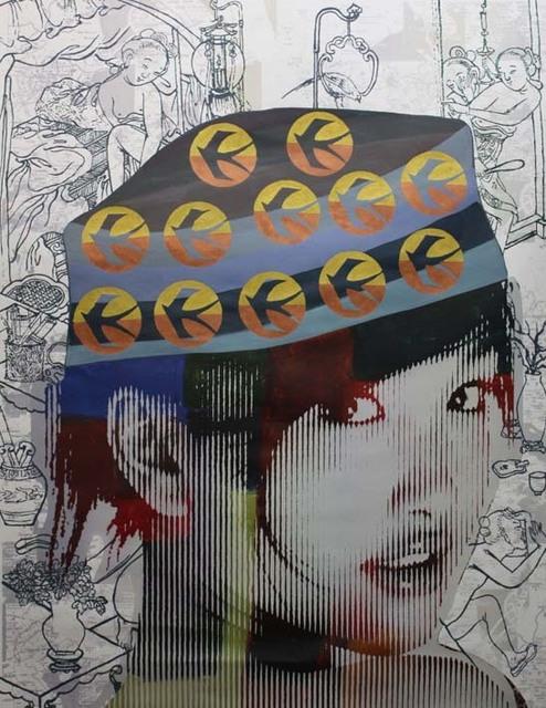 , 'Hostess,' 2016, art&emotion Fine Art Gallery