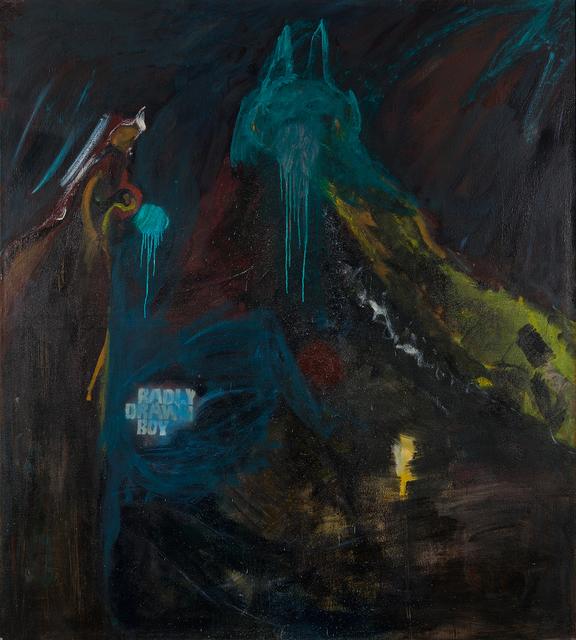 , 'Badly Drawn Boy,' 2002, Charim Galerie