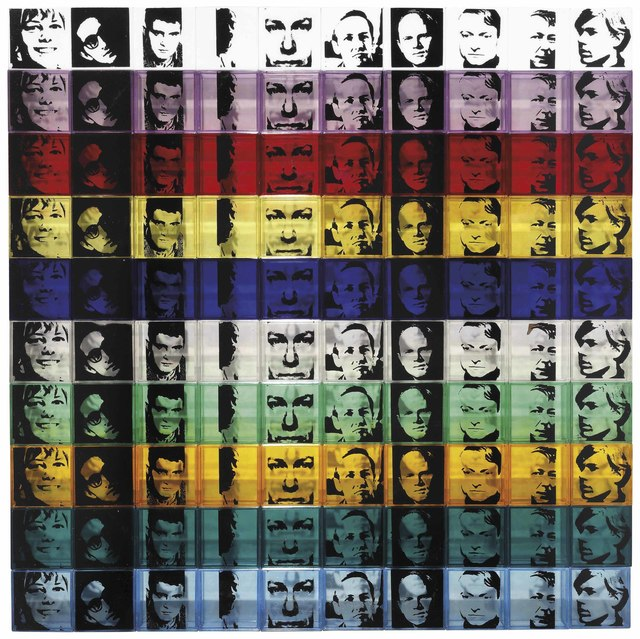Andy Warhol, 'Portraits of the Artists, from Ten from Leo Castelli', 1967, Christie's