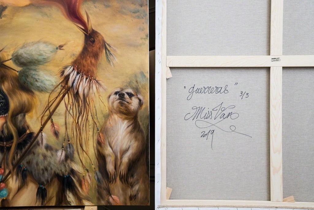 Signature by Miss Van – Guerreras