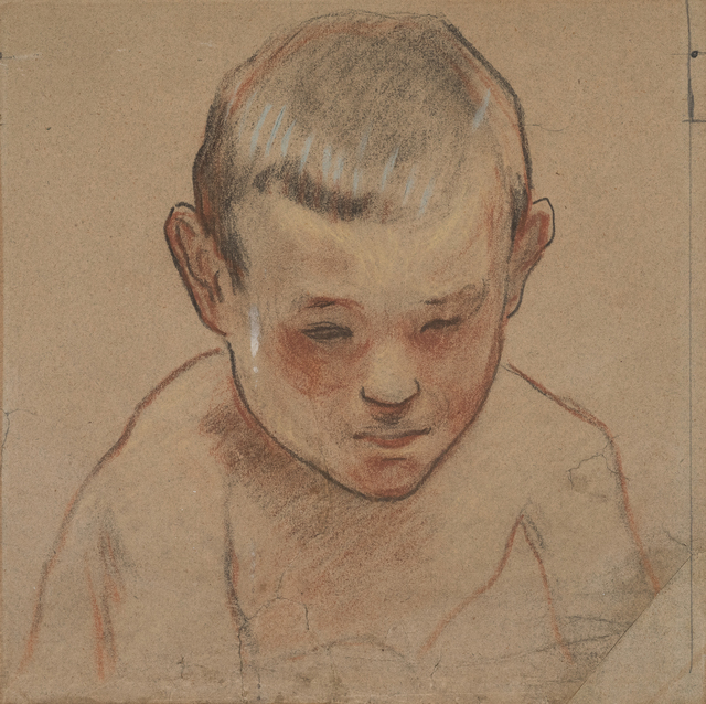 , 'Little Breton Boy,' ca. 1888, Jill Newhouse Gallery