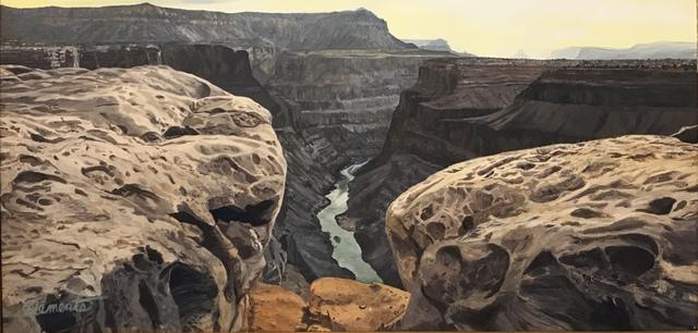 , 'Toroweap Overlook Grand Canyon North Rim,' ca. 2019, {9} The Gallery