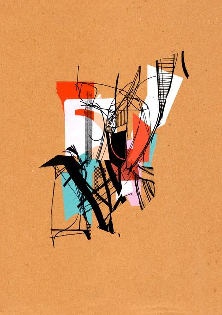 , 'Fragment 034,' 2015, Galerie SOON