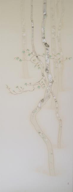 , 'Light Snow,' 2018, SEIZAN Gallery