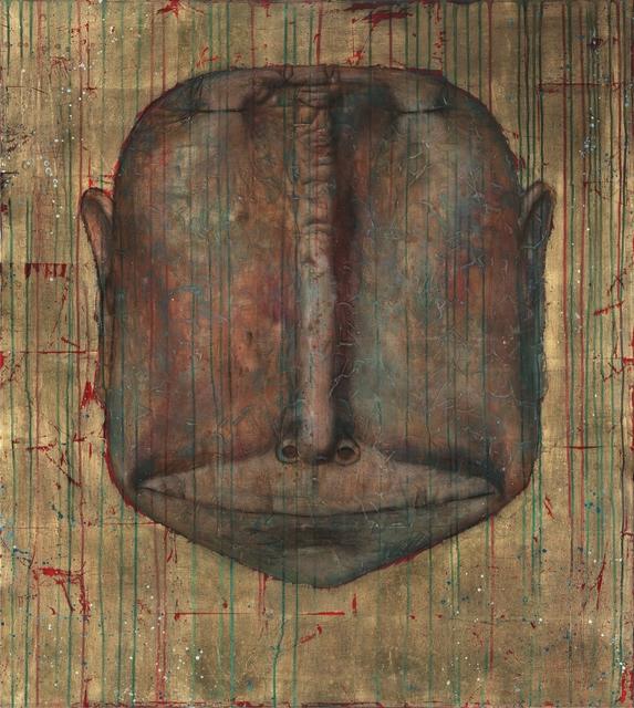 , 'Million Dollar Smile,' 2015, Gallery Khankhalaev
