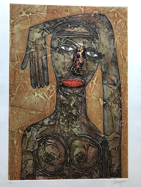 Choco, 'El Descanso', 2015, Discoveries In Art