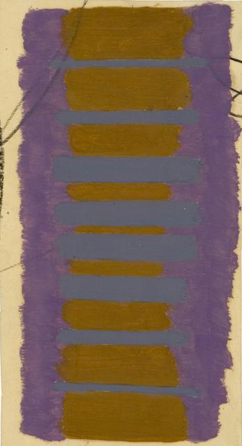 , 'Untitled,' 1963, Flowers