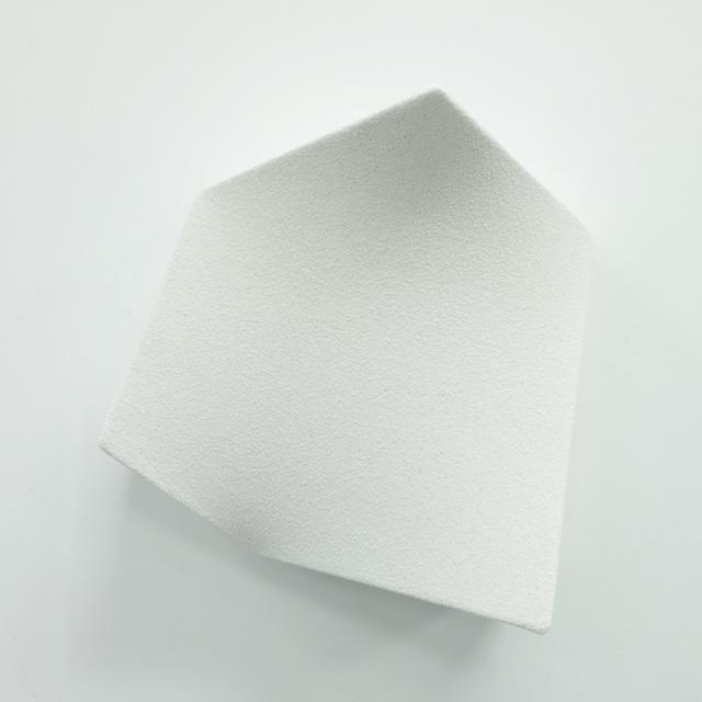 , 'Untitled White,' 2018, David Klein Gallery