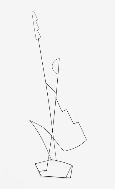 , 'Man with Stepped Spear,' 2017, Uprise Art