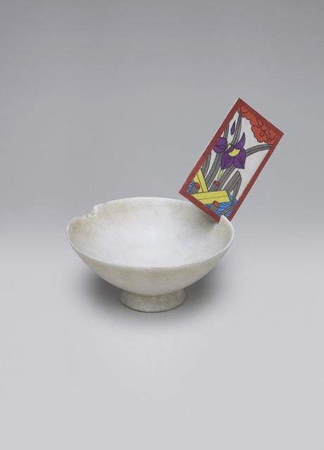 Fuyuki Maehara, 'Ikkoku -a Japanese playing card, Iris, May-', 2016, SEIZAN Gallery