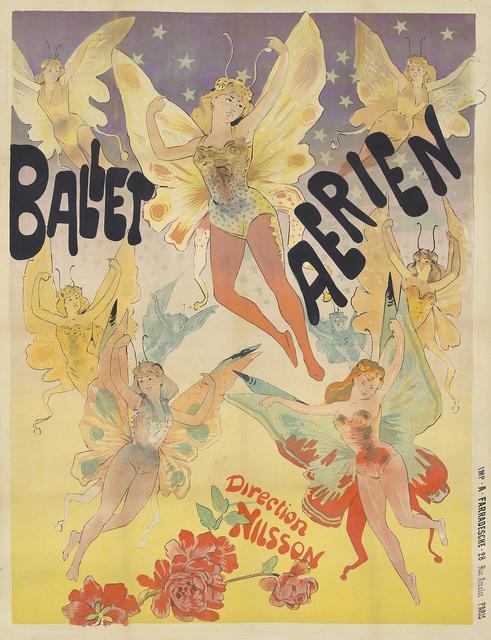 , 'Ballet Aerien,' , Rennert's Gallery