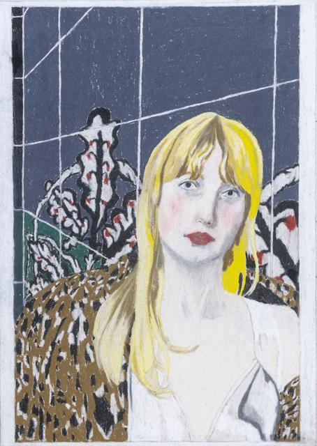 Marie Jacotey, 'Freya for London Underground 1', 2018, Hannah Barry Gallery