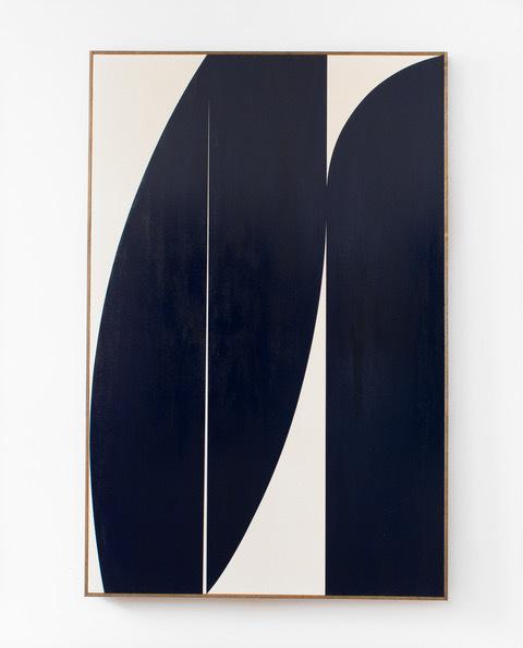 , 'Untitled (Dark Blue),' 2019, Vigo Gallery
