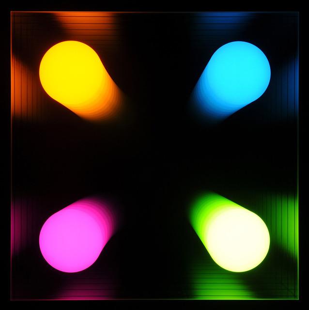 , '4 Dots,' 2013, C. Grimaldis Gallery