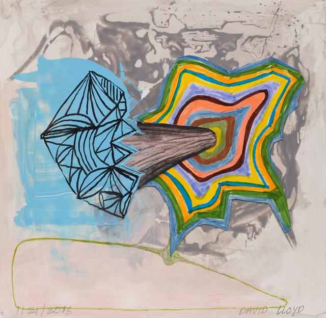 , 'Untitled (January 21),' 2018, Klowden Mann