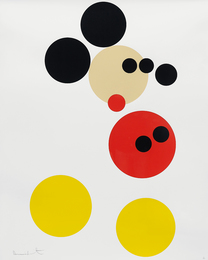 Damien Hirst, 'Mickey,' 2014, Phillips: Evening and Day Editions