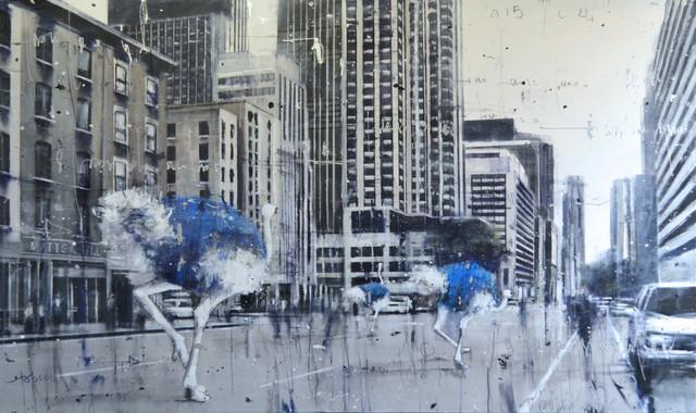 , 'Misplaced Series X,' 2015, Avant Gallery