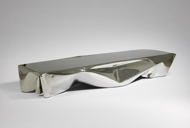 , 'Coffee Table 'Detroit',' 2012, Machado - Muñoz