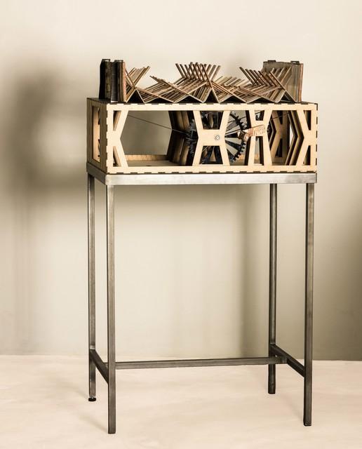 , 'Floor uprooting device 3,' 2018, Nando's & Spier Arts Trust