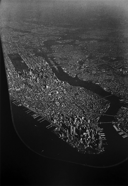 , 'New York from Above,' 2000, ClampArt