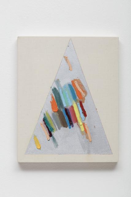 , 'Triângulo mágico,' 2017, Kubik Gallery