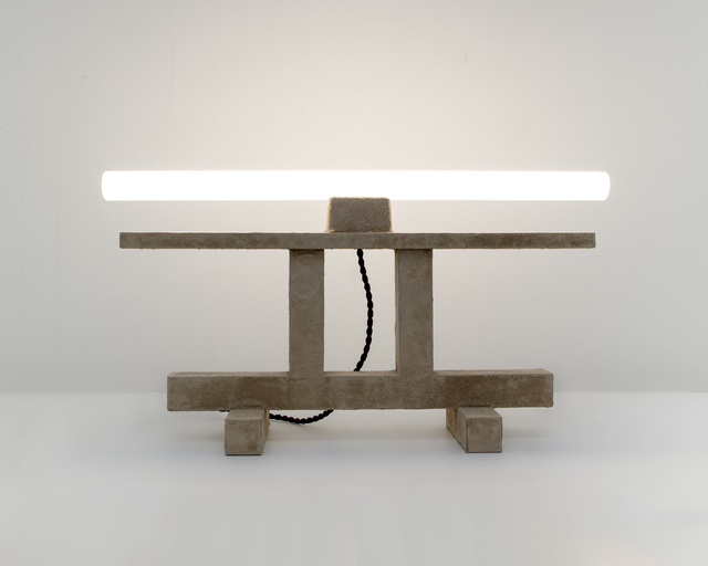 , 'Stoned Table Lamp,' 2015, Etage Projects