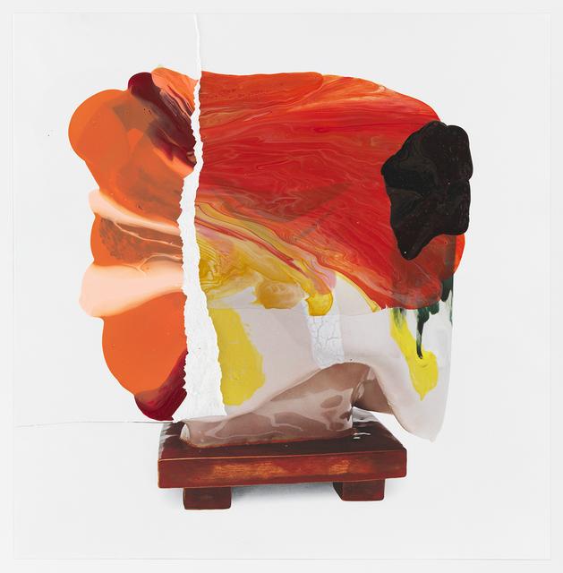 , 'Sheer Shear,' 2018, James Cohan