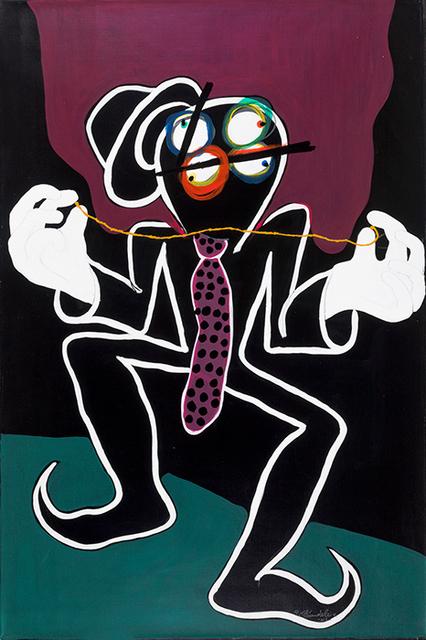 , 'Sans titre,' 2012, Magnin-A