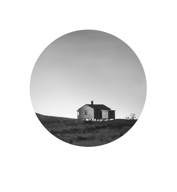 , 'Desert House II,' 2016, Wall Space Gallery