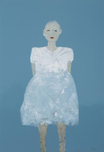 Marianne Kolb, 'Hanna', 2019, Painting, Mixed media on canvas, Sue Greenwood Fine Art