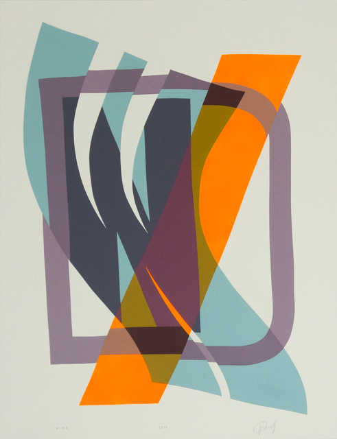 , 'Homograph 2,' 2016, StolenSpace Gallery
