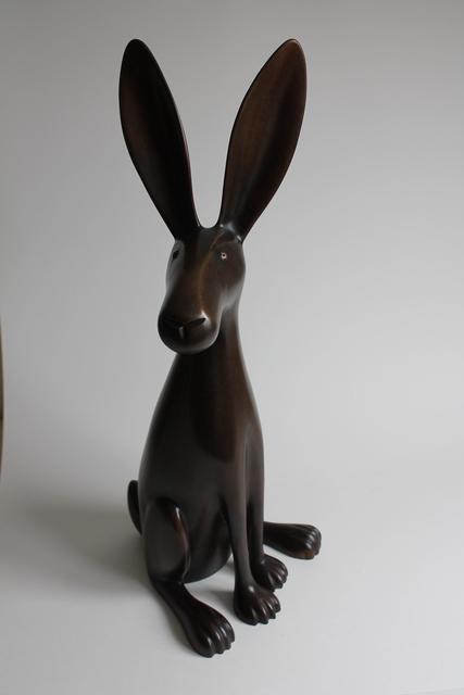 , 'Hare,' 2017, Rebecca Hossack Art Gallery