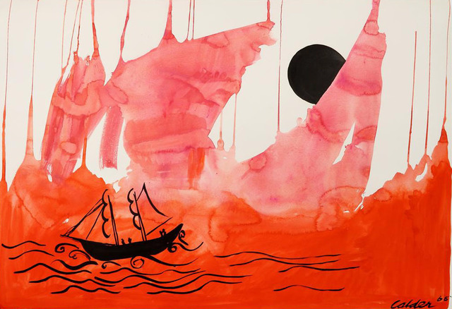 , 'The Ancient Mariner,' 1965, Omer Tiroche Gallery