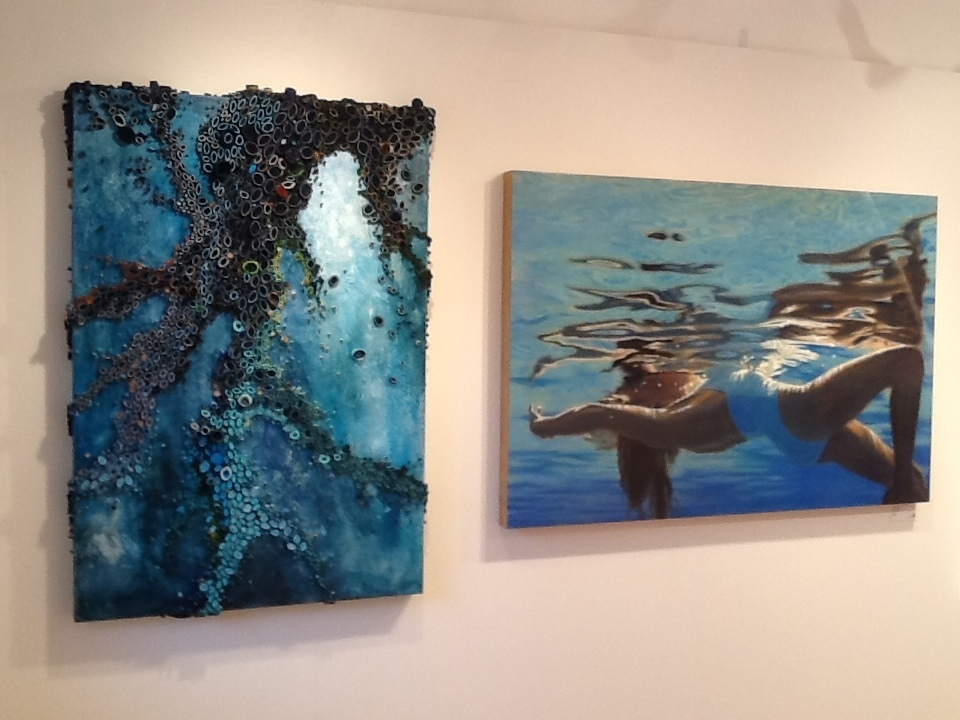 Elisa Contemporary Art at Aqua Art Miami 2014