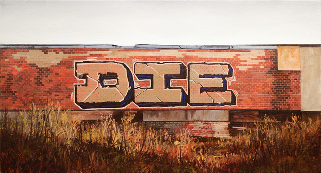 , 'D.I.E.,' 2011, Paradigm Gallery + Studio