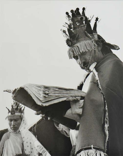 Rodrigo Moya, 'El libro sagrado', 1964, Patricia Conde Galería