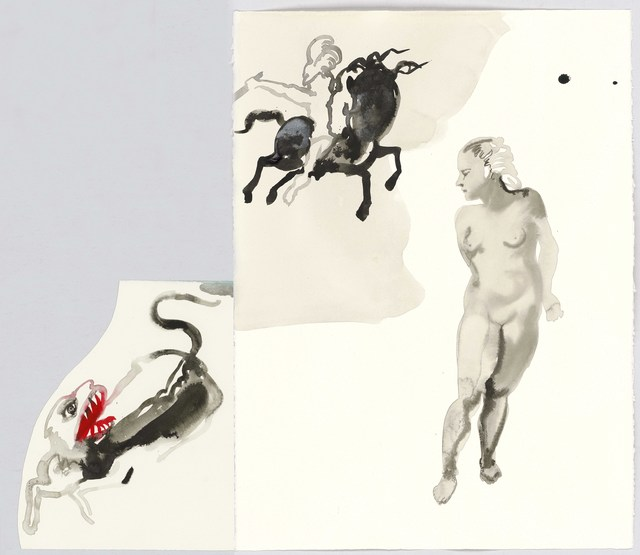 , 'Perseus and Andromeda,' 2017, Aki Gallery